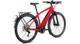 """Specialized Turbo Vado 6.0 28"""" E-Bike Trekking Komplettrad Gr. S flo red/blue ghost pearl Mod. 2021"""