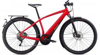 Specialized Turbo Vado 6.0 28 E-Bike trekking bici completa . flo rosso/blu ghost pearl mod. 2021