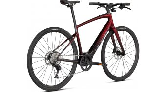 Specialized Turbo Vado SL 4.0 28 E-Bike Trekking bici completa tamaño M crimson rojo tint/negro reflective Mod. 2021