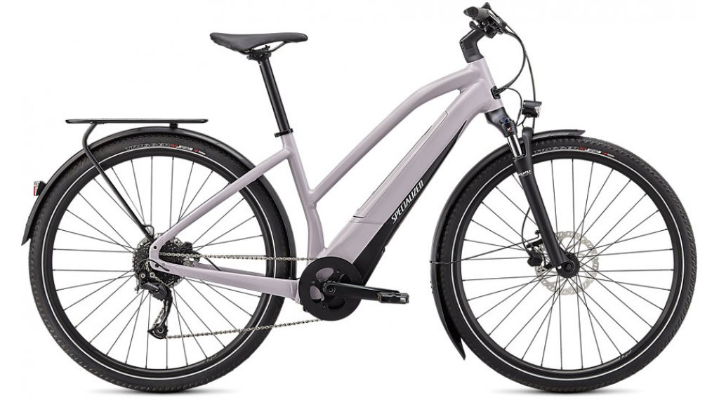 Specialized Turbo Vado 3.0 Step-Through 28 E-Bike Komplettrad Damen Gr. XL clay/black/liquid silver Mod. 2021