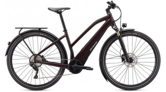 Specialized Turbo Vado 4.0 Step-Through 28 E-Bike Trekking Komplettrad Damen cast umber/black/liquid silver Mod. 2021