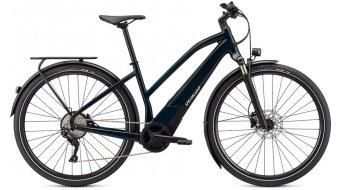 Specialized Turbo Vado 4.0 Step-Through 28 E-Bike trekking bici completa da donna mis. L forest verde/nero/liquid  argento mod. 2021