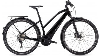 Specialized Turbo Vado 5.0 Step-Through 28 E-Bike trekking bici completa da donna . nero/nero/liquid argento mod. 2021