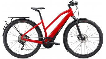 Specialized Turbo Vado 6.0 Step-Through 28 E-Bike Trekking Komplettrad Damen flo red/blue ghost pearl Mod. 2021