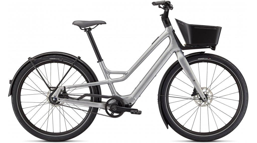 "Specialized Turbo Como SL 5.0 27.5"" E-Bike City Komplettrad Gr. L brushed/transparent Mod. 2022"