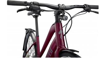 "Specialized Turbo Vado SL 4.0 Step-Through EQ 28"" E-Bike Trekking Komplettrad Damen Gr. M raspberry/black reflective Mod. 2022"