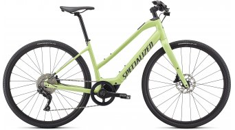 Specialized Turbo Vado SL 4.0 Step-Through 28 E-Bike trekking bici completa da donna . reflective mod. 2022