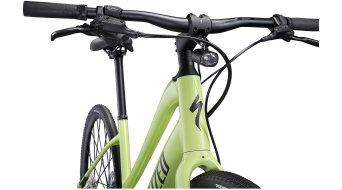 "Specialized Turbo Vado SL 4.0 Step-Through 28"" E-Bike Trekking Komplettrad Damen Gr. M limestone/black reflective Mod. 2022"