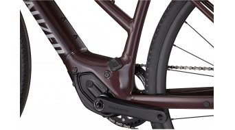 "Specialized Turbo Vado SL 4.0 Step-Through 28"" E-Bike Trekking Komplettrad Damen Gr. M cast umber/silver reflective Mod. 2022"