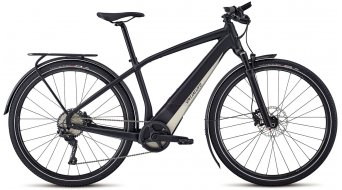 Specialized Turbo Vado 4.0 e-bike fiets satin/black/platina model 2019