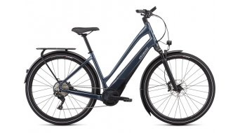 "Specialized Como 6.0 Low Entry 28"" E-Bike Komplettrad cast battleship/black/chrome Mod. 2019"