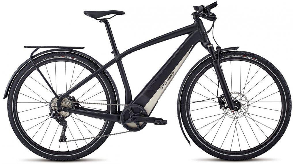 Specialized Turbo Vado 4.0 E-Bike 整车 型号 S satin/black/platin 款型 2019