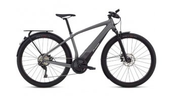 Specialized Turbo Vado 6.0 E-Bike Komplettrad 45km/h Gr. L gloss charcoal/black/chrome Mod. 2019 - TESTBIKE