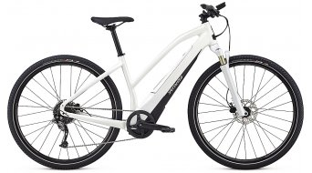 Specialized Turbo Vado 2.0 e-bike dames fiets maat L satin metallic white silver/black model 2019