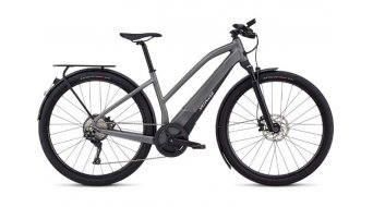 Specialized Turbo Vado 6.0 E-Bike Damen Komplettrad 45km/h Gr. M gloss charcoal/black/chrome Mod. 2019 - TESTBIKE
