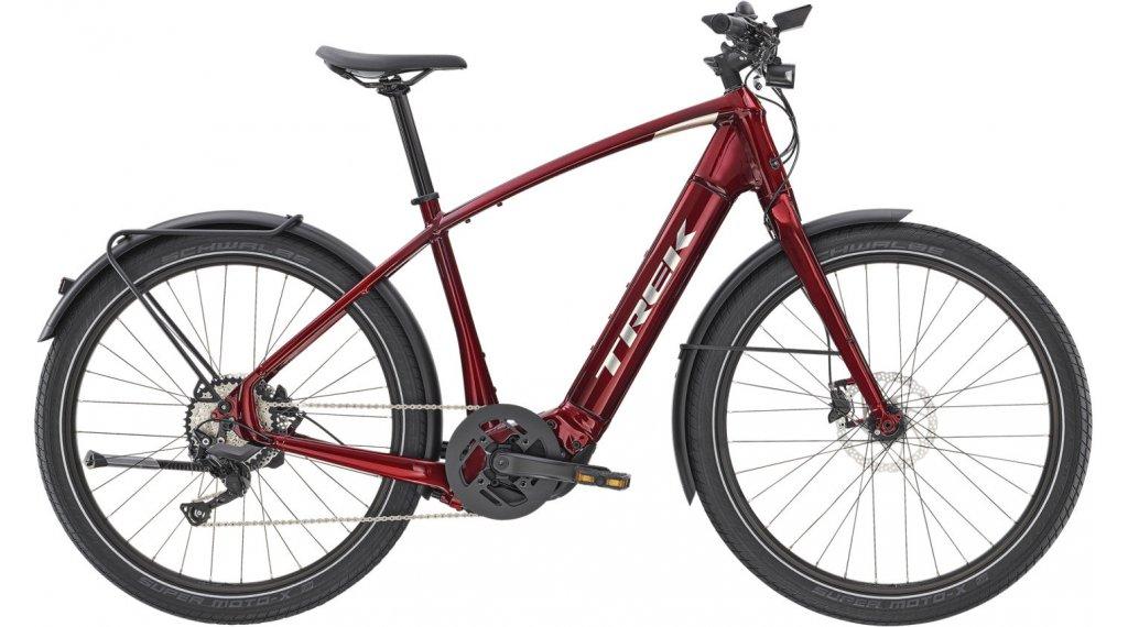 """Trek Allant+ 8 27.5"""" E-Bike Komplettrad Gr. L rage red Mod. 2021"""
