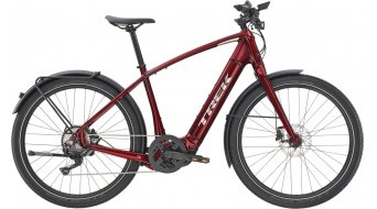 "Trek Allant+ 8 27.5"" E-Bike 整车 型号 L rage red 款型 2020"