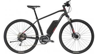 Trek Dual Sport+ E-Bike Komplettrad matte trek black Mod. 2018