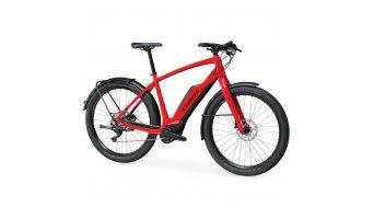 Trek Super Commuter 8+ E-Bike 整车 型号 L (55厘米) viper red 款型 2019