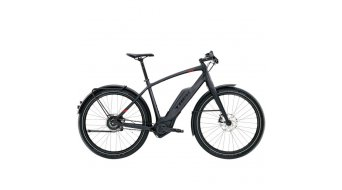 Trek Super Commuter 9+ E-Bike bici completa . dnister black mod. 2018
