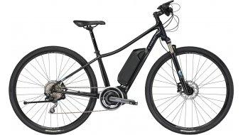 Trek Neko+ E-Bike bici completa Señoras-rueda negro pearl Mod. 2017