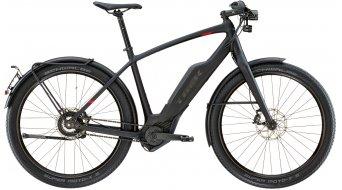 "Trek Super Commuter+ 9S 650B/27.5"" E- bike bike mat Trek black 2018"