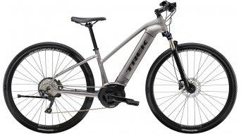 Trek Dual Sport+ E-Bike 整车 女士 型号 metallic gunmetal 款型 2020