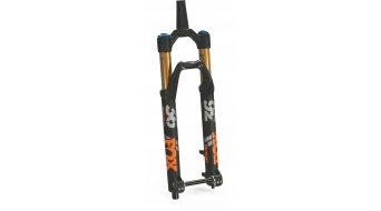 Fox 36 Float Grip 2 HSC LSC HSR LSR Factory Serie Federgabel 1.5 Tapered Offset matte black orange/matte black Logo Mod. 2020