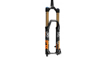 "FOX 36 Float Grip 2 HSC LSC HSR LSR Factory Serie 27.5"" амортисьорна вилка 1.5 Tapered 15QRx100mm 44mm offset Matte Black orange/Matte Black Logo модел 2020"