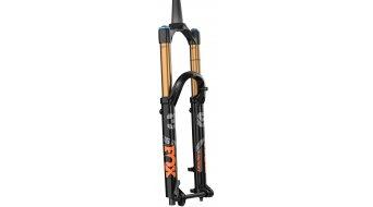 """Fox 36 Float Grip 2 HSC LSC HSR LSR Factory Serie 29"""" Federgabel 150mm 1.5 Tapered 15QRx110mm 44mm Offset Shiny black orange/gloss black Logo Mod. 2021"""