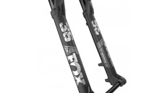 """Fox 36 Float Grip 2 HSC LSC HSR LSR Performance Elite Serie 29"""" Federgabel 160mm 1.5 Tapered 15QRx110mm 44mm Offset matte black Std/matte black Logo Mod. 2021"""