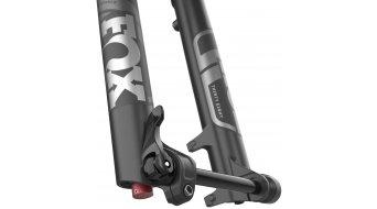 """Fox 38 Float Grip 3Pos-Adjust Performance Serie 29"""" Federgabel 170mm 1.5 Tapered 15QRx110mm 44mm Offset matte black std/matte black Logo Mod. 2021"""