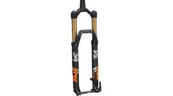 """FOX 34 Float 3-Pos-Adjust FIT4 Factory 29"""" Federgabel 1.5 Tapered Boost 15x110mm Vorlauf matte black orange//matte black logo Mod. 2019"""