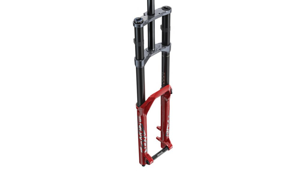 "RockShox Boxxer Ultimate RC2 Debon Air 29"" Federgabel 200mm 1 1/8"" Boost 20x110mm 56mm Offset boxxer red C2"
