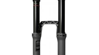 RockShox ZEB Ultimate RC2 DebonAir 27.5 forcella 160mm Tapered Boost 15x110mm 44mm Offset grigio A1