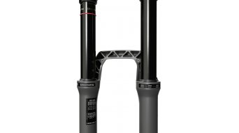 RockShox ZEB Ultimate RC2 DebonAir 29 Federgabel 180mm Tapered Boost 15x110mm 44mm Offset grey A1