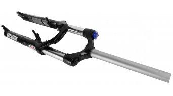 "RockShox Recon Silver TK Solo Air 26"" Federgabel 100mm 1 1/8"" QR 9x100mm gloss black C1"
