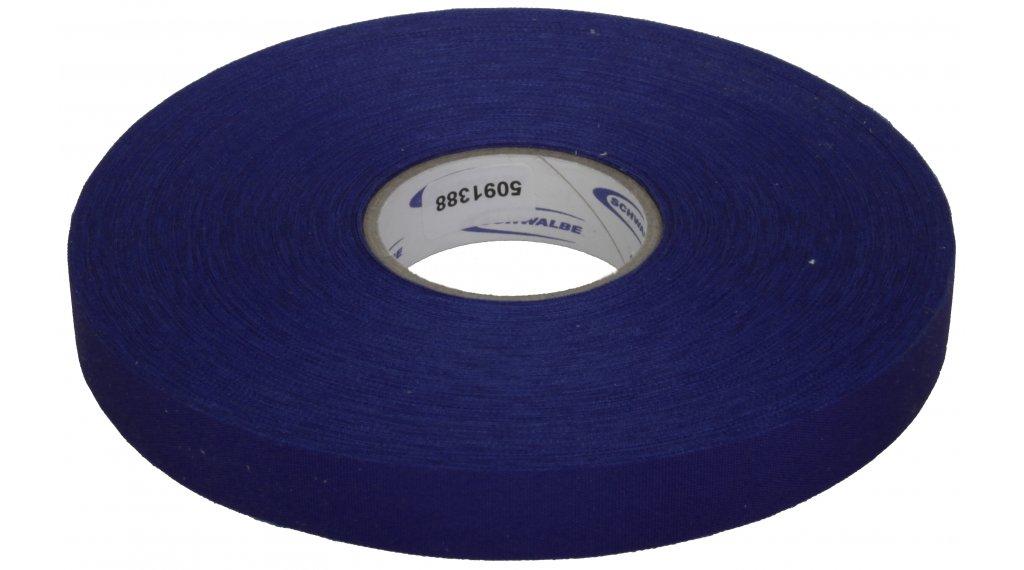 Schwalbe tessile nastro per cerchio 15mm  blu