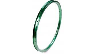 DMR DeeVee Felge 24 Loch grün für Disc und V-Brake geeignet