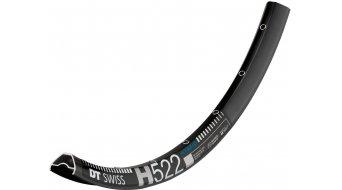 """DT Swiss H 522 Disc 27.5"""" / 650B Felge Felgeninnenbreite: 25mm Loch schwarz"""