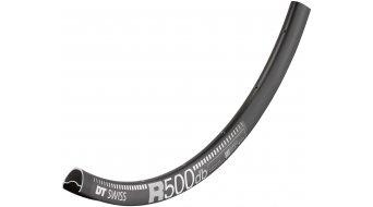 "DT Swiss R 500 Disc 28"" llanta agujeros negro(-a)"