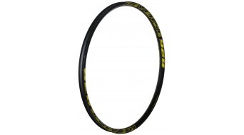 Reverse 928 26 Disc-Felge 32Loch black/yellow