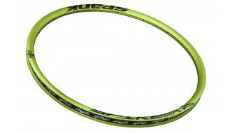 Spank Spike Race EVO 28AL 26 碟刹 MTB(山地) 车圈 32-孔 emerald green
