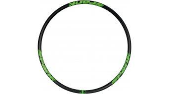 "Spank Spike Race 33 EVO BeadBite Disc 27.5"" cerchio 32_ foro _nero/emerald_verde"