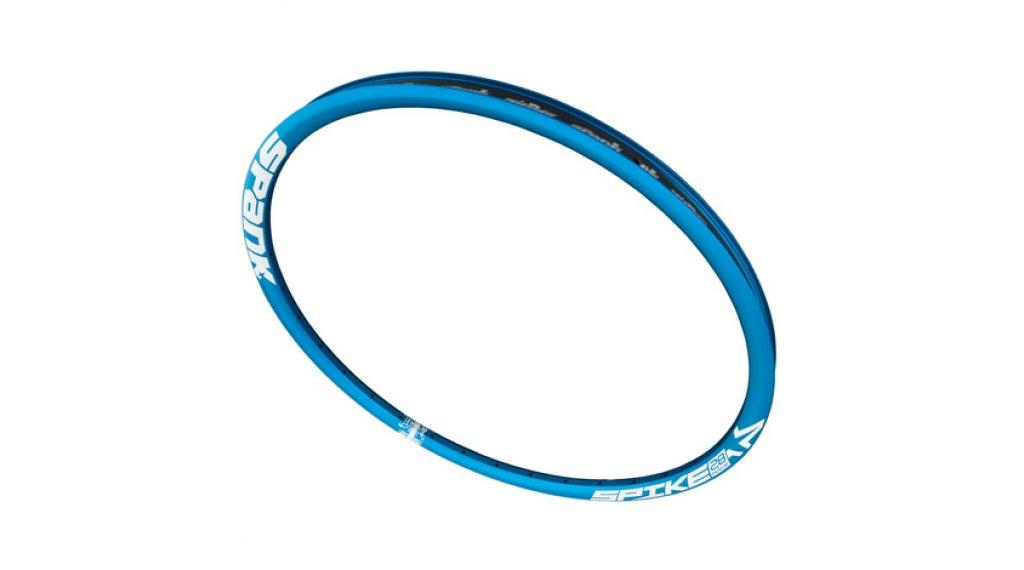 Spank Spike Race 28 EVO BeadBite 26 Disc Felge 32 Loch blue