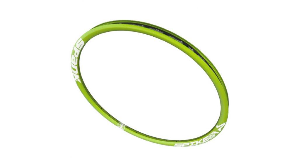 Spank Spike Race 28 EVO BeadBite 26 Disc Felge 32 Loch emerald green