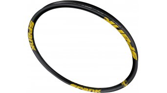 Spank Spike Race 33 EVO BeadBite 26 Disc Felge 32 Loch black/yellow