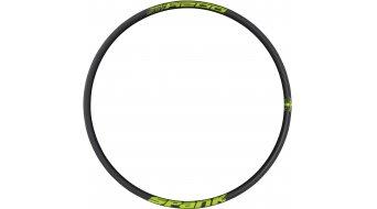 "Spank Oozy Trail-295 AL BeadBite Disc 29"" Felge 32_Loch_black/emerald_green"
