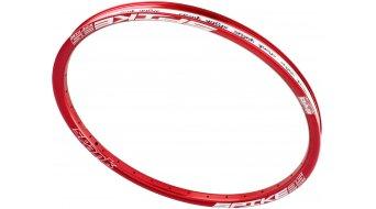 Spank Spike EVO 35AL Disc felni 26 32H red