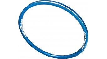 Spank Spoon EVO 32AL Disc 26 MTB Felge 32 Loch blue